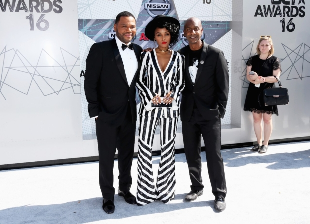 062616-beta-red-carpet-Anthony-Anderson-Janelle-Monae-Stephen-G-Hill