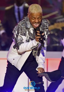 LAS VEGAS, NV - NOVEMBER 06: Singer Sisqo of Dru Hill performs onstage during the 2016 Soul Train Music Awards on November 6, 2016 in Las Vegas, Nevada. (Photo by Kevin Winter/BET/Getty Images for BET)